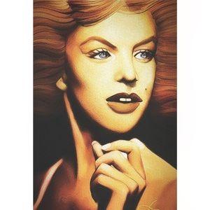 Marilyn Monroe Pop art DiegoValdez